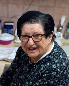 סבתא שלי (צילום: אהובה שורצברד)