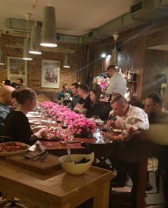 מסעדה יפהפייה ושירות מעולה. Soul Kitchen