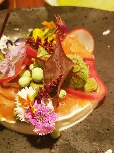 גרבדלקס נפלא בהגשה צבעונית ויפה ב-soul kitchen