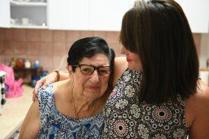 סבתא חנה המתוקה (צילום: אהובה שורצברד)