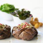 כתר פילה בקר מלכותי – מנה עיקרית לארוחה חגיגית