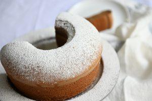 עוגת דבש אוורירית